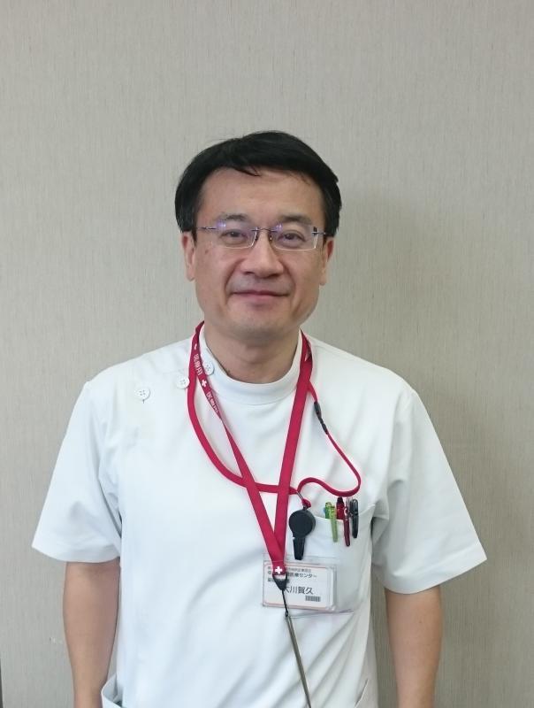 中東遠総合医療センター副医務局長(放射線診断科) 大川 賀久 先生
